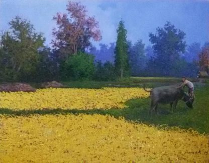 Anurak - Farmers 39 - 60 x 46 - 4