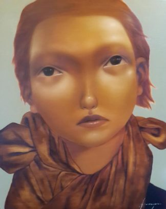 Aranya - Portrait 34 - 120 x 150 - 32