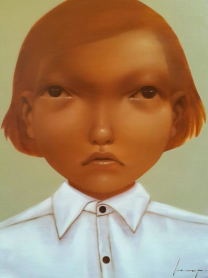 Aranya - Portrait 35 - 90 x 120 - 20