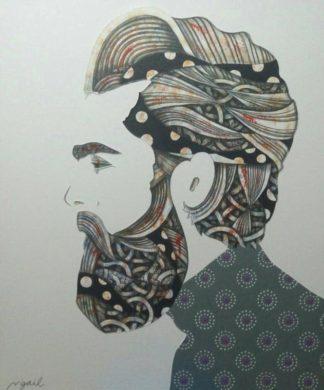 Chuthip - Portrait 32 - 100 x 120 - 15