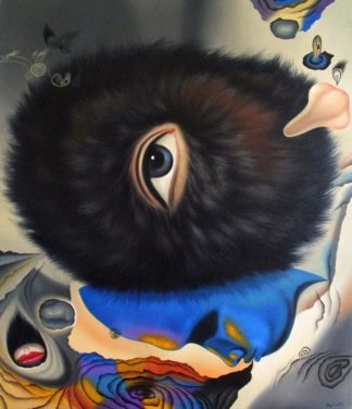 Songwoot - Sexual Behavior Disguised in innocent eye - 145 x 170 - 40