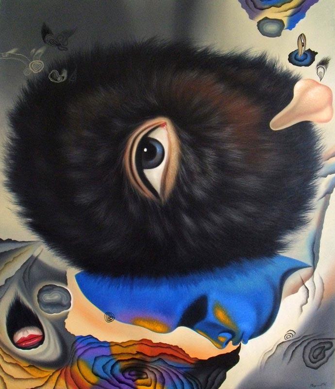 Songwoot - Sexual Behavior Disguised in innocent eye - 145 x 170 - 40