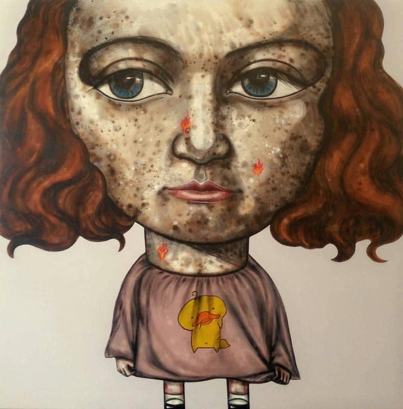 Age - Portrait 57 - 150 x 150 - 30
