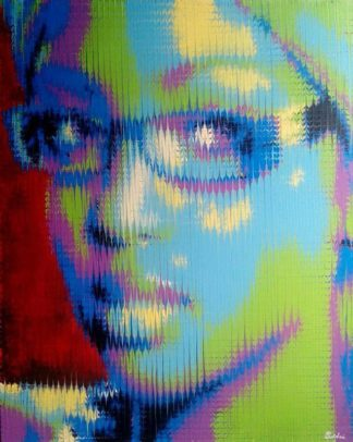 Boat - Portrait 25 - 80x100 - 9