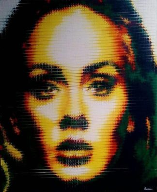 Boat - Portrait Adele - 80x100 - 9