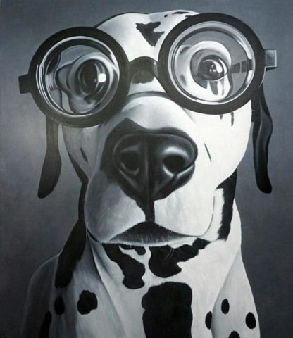 Den - Animal Pop Art - 130 x 150 - 30