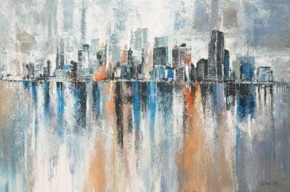 Gittisak - Blue Dream - 150 x 100 - 15
