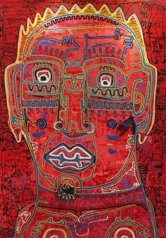 Jakkrit - Painting 43 - 120 x 170 - 35