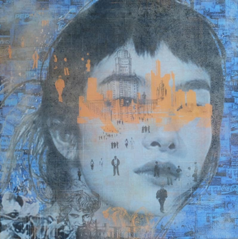 Kee - Pop Art 05 - 120 x 120 - 35