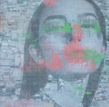 Kee - Pop Art 06 - 120 x 120 - 35