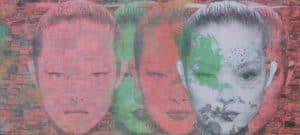 Kee - Pop Art 07 - 150 x 70 - 25