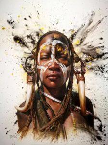 Nithat – Portrait – 112 x 150 – 35