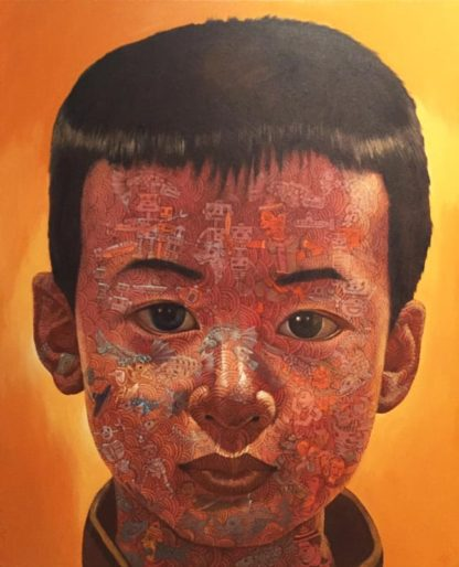 Pramaul - Boy -135 x 165 - 80