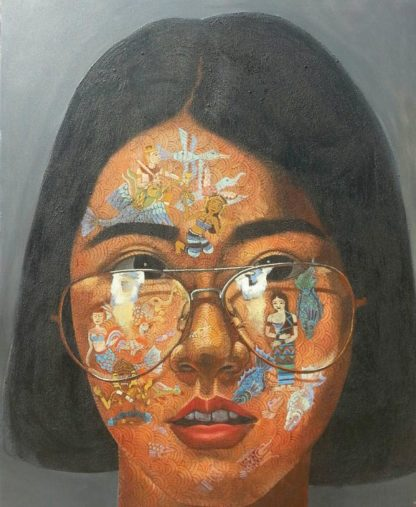Pramaul - Woman -135 x 165 - 80
