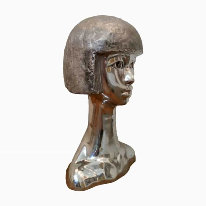 Sculpture For Sale - Stainless Steel - Age 04 - Right