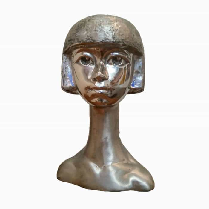 Sculpture For Sale - Stainless Steel - Age 05 - Look Up