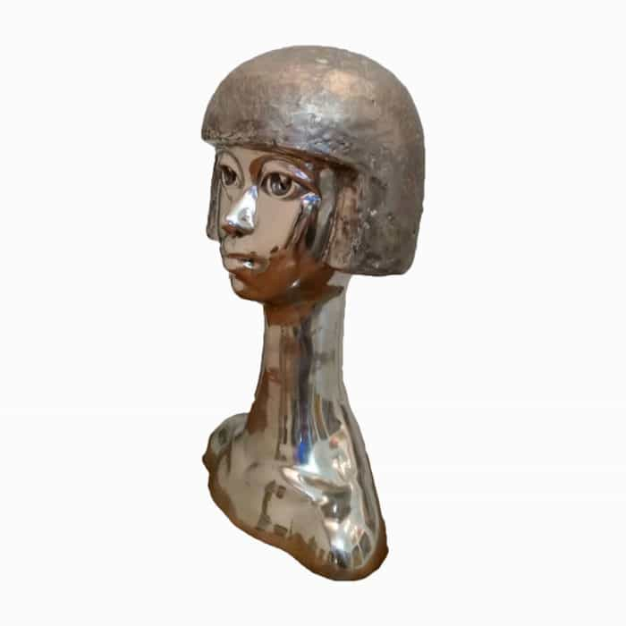 Sculpture For Sale - Stainless Steel - Age 06 - Left