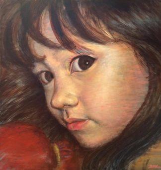 Thitithep - Boxing Girl - 110 x 110 - 35
