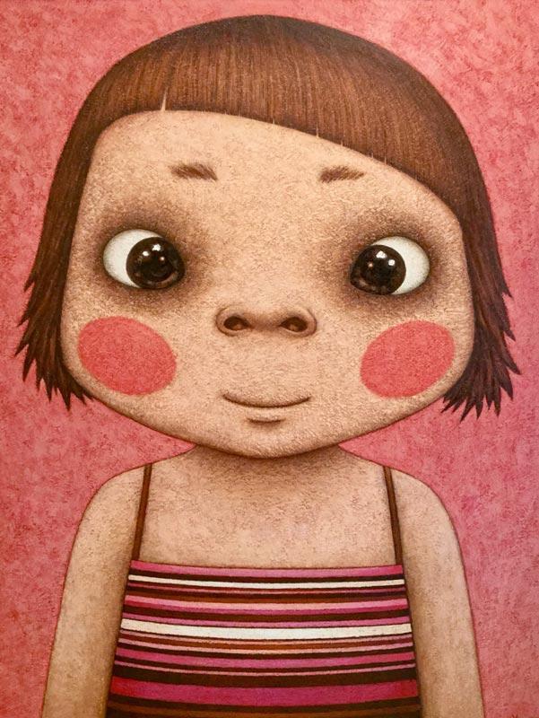 Vipanee - Girl 01 - 140 x 180 - 65