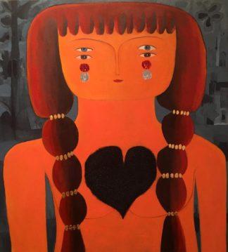 Yuwana - Eve - 100 x 110 - 20