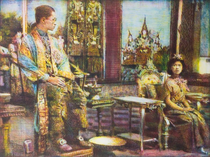 Kalwit Studio & Gallery - Remembrance of the KING