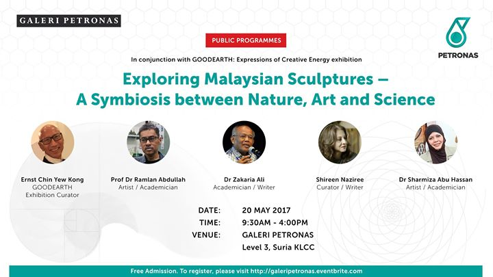 Galeri Petronas - Art Conference: Exploring Malaysian Sculptures