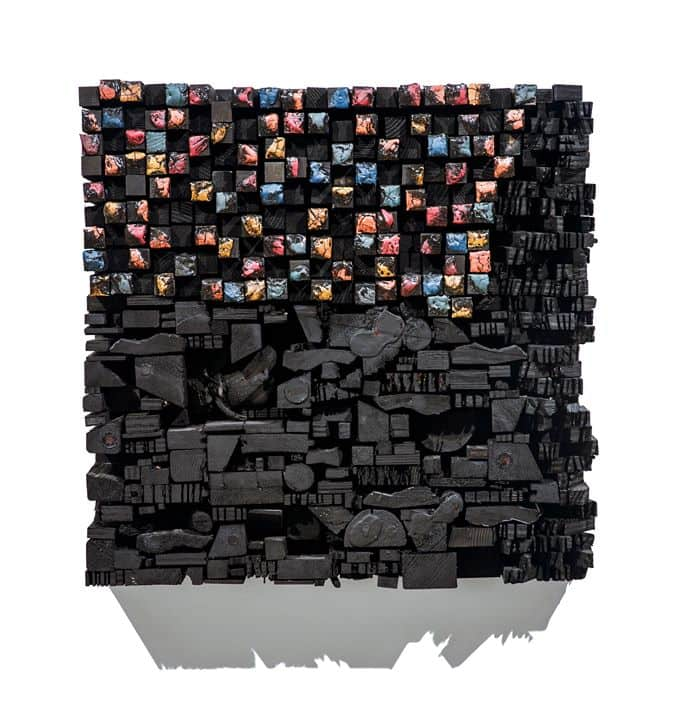 Pearl Lam Galleries - Collecting and preserving unconventional materials