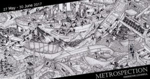 Numthong Gallery - Metrospection