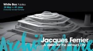 MAP , Publika Solaris Dutamas - Exhibition of Jacques Ferrier