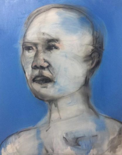 Alisa - Imperfection of a Human - 80 x 100 - 12