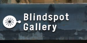 Blindspot Gallery Hong Kong
