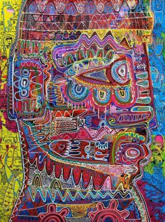 Jakkrit - Painting 45 - 150 x 200 - 45
