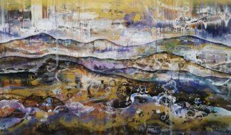 Noi - Forest In The Rainy Season - 200 x 140 - 30