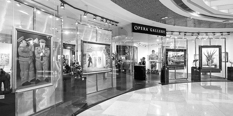 Opera Gallery Singapore