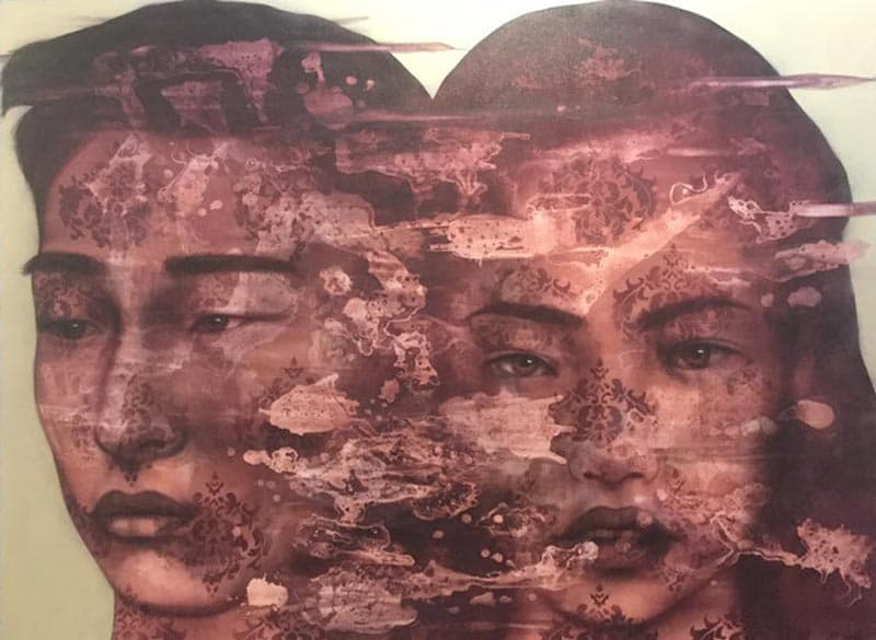 Peerapong - Portrait 42 - 180 x 140 - 40