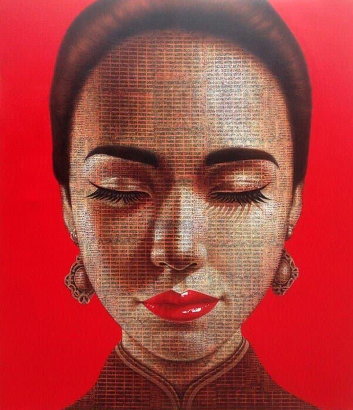 Petch - Portrait 64 - 140 x 160 - 38