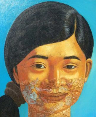 Pramaul - Girl -104 x 123 - 40