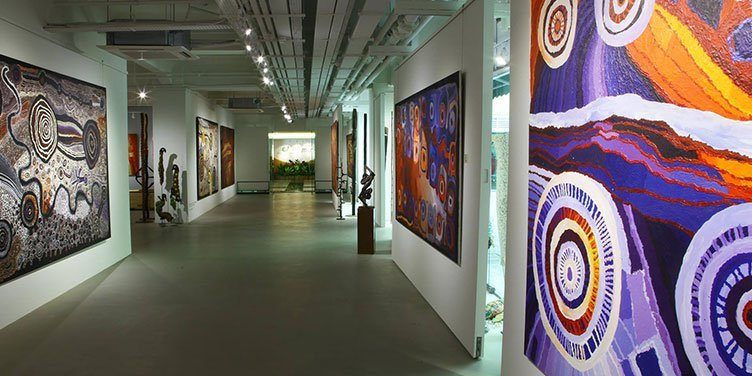 ReDot Fine Art Gallery - Australian & Indigenous Contemporary Art Singapore