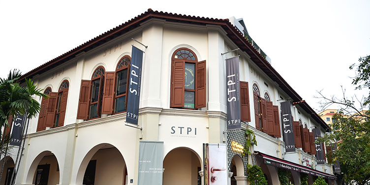 STPI Creative Workshop and Gallery Singapore