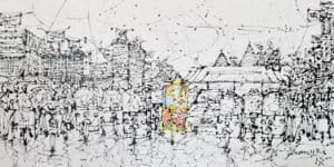 Somyut - Bangkok Mood 01 - 200 x 100 - 5