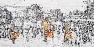 Somyut - Bangkok Mood 02 - 180 x 100 - 5