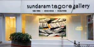 Sundaram Tagore Gallery Hong Kong Singapore