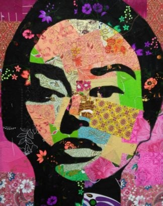 Tanawat - Small Collage Portrait 06 - 40 x 50 - 2-5