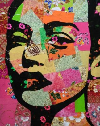 Tanawat - Small Collage Portrait 07 - 40 x 50 - 2-5