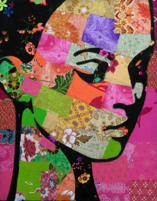 Tanawat - Small Collage Portrait 12 - 40 x 50 - 2-5