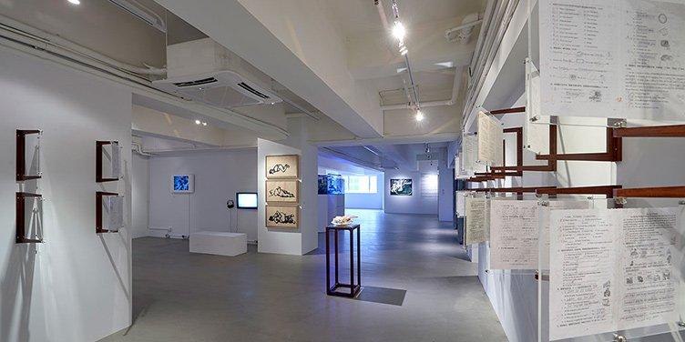 The Cat Street Gallery Hong Kong