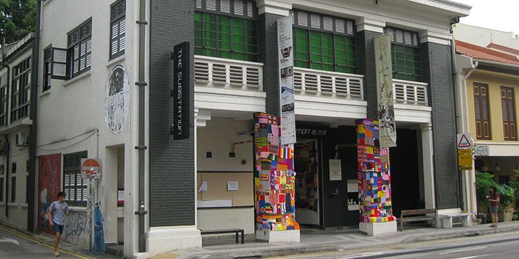 Substation Singapore