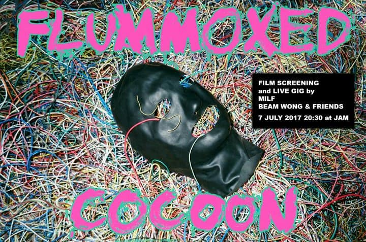 JAM - Screening: Flummoxed Cocoon + Live performance