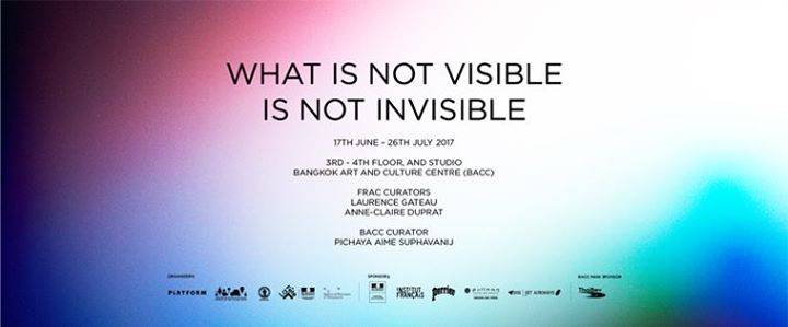 BACC - Opening reception: What is not visible is not invisible