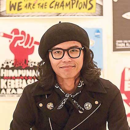 Ilham gallery - Ilham Conversations: Student Power! by Fahmi Reza